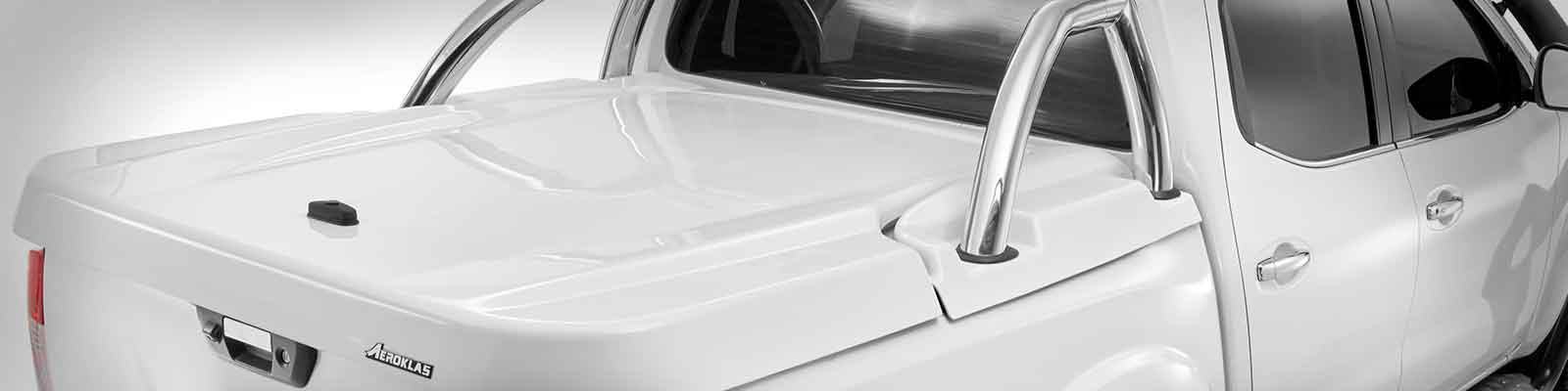 Aeroklas ABS Plastic Hard Load Bed Covers