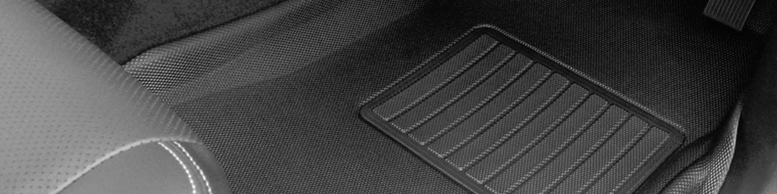 Vehicle Specific Floor Mats & Trays