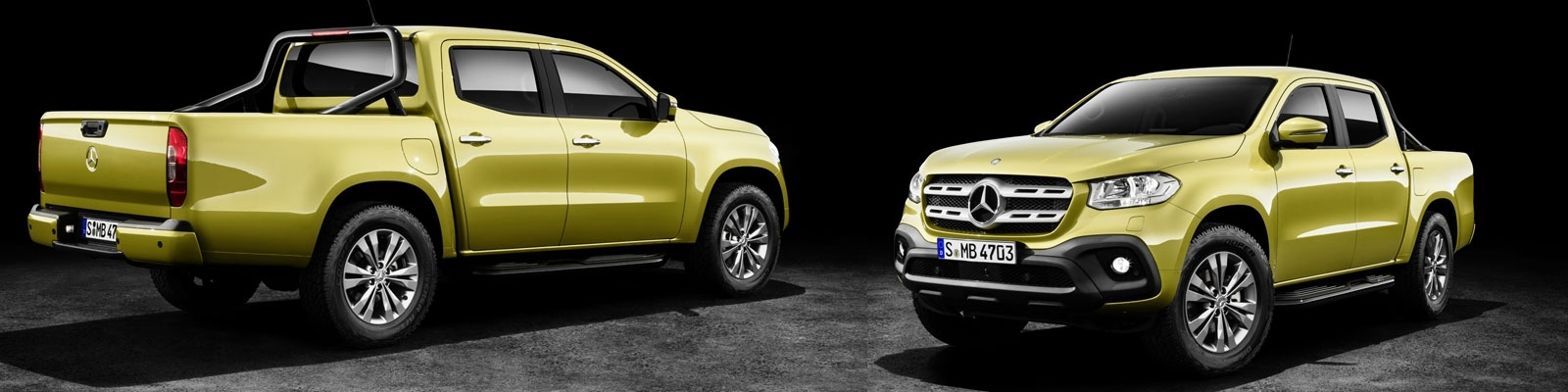 Accessories For Mercedes-Benz X-Class 2017 On