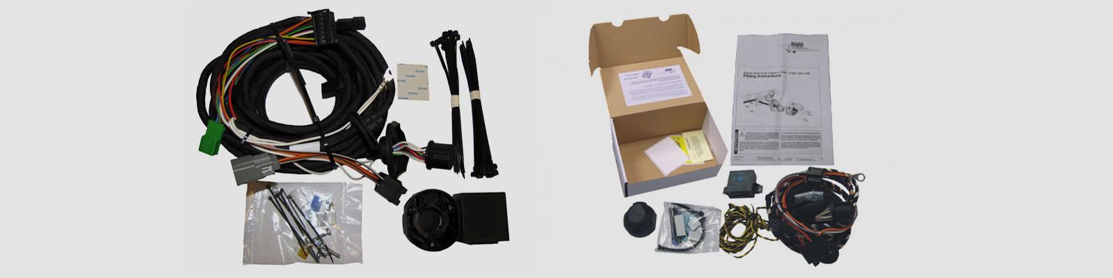 Plug & Play Towing Electric Kits