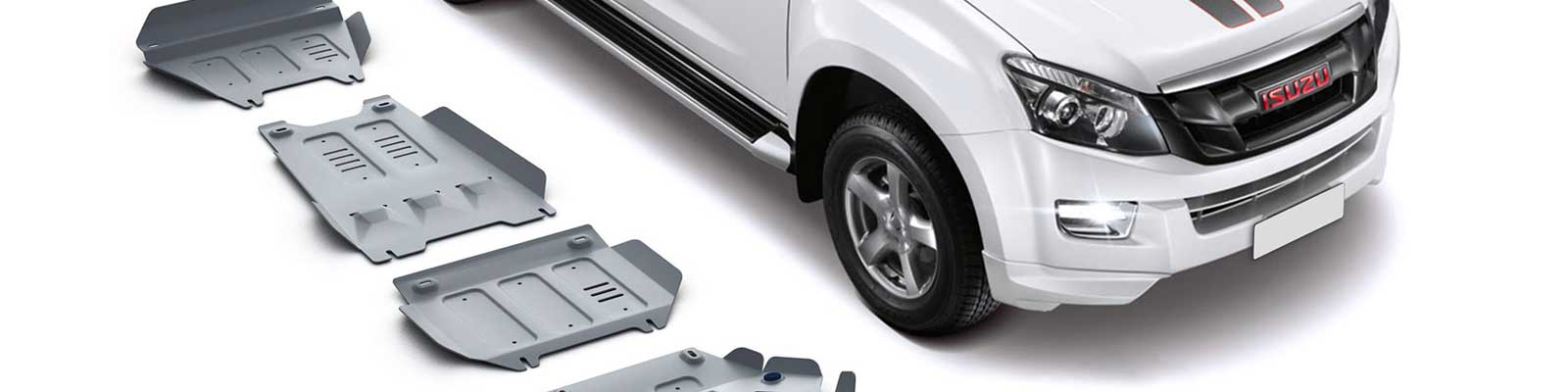 Under Body Protection & Skid Plates
