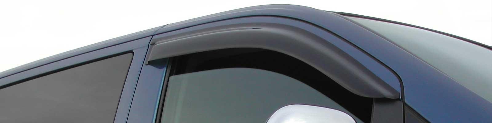 Window Deflectors For Vans