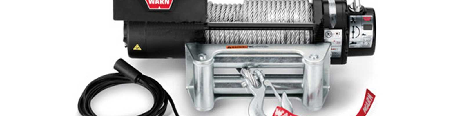 Winches & Winching Accessories