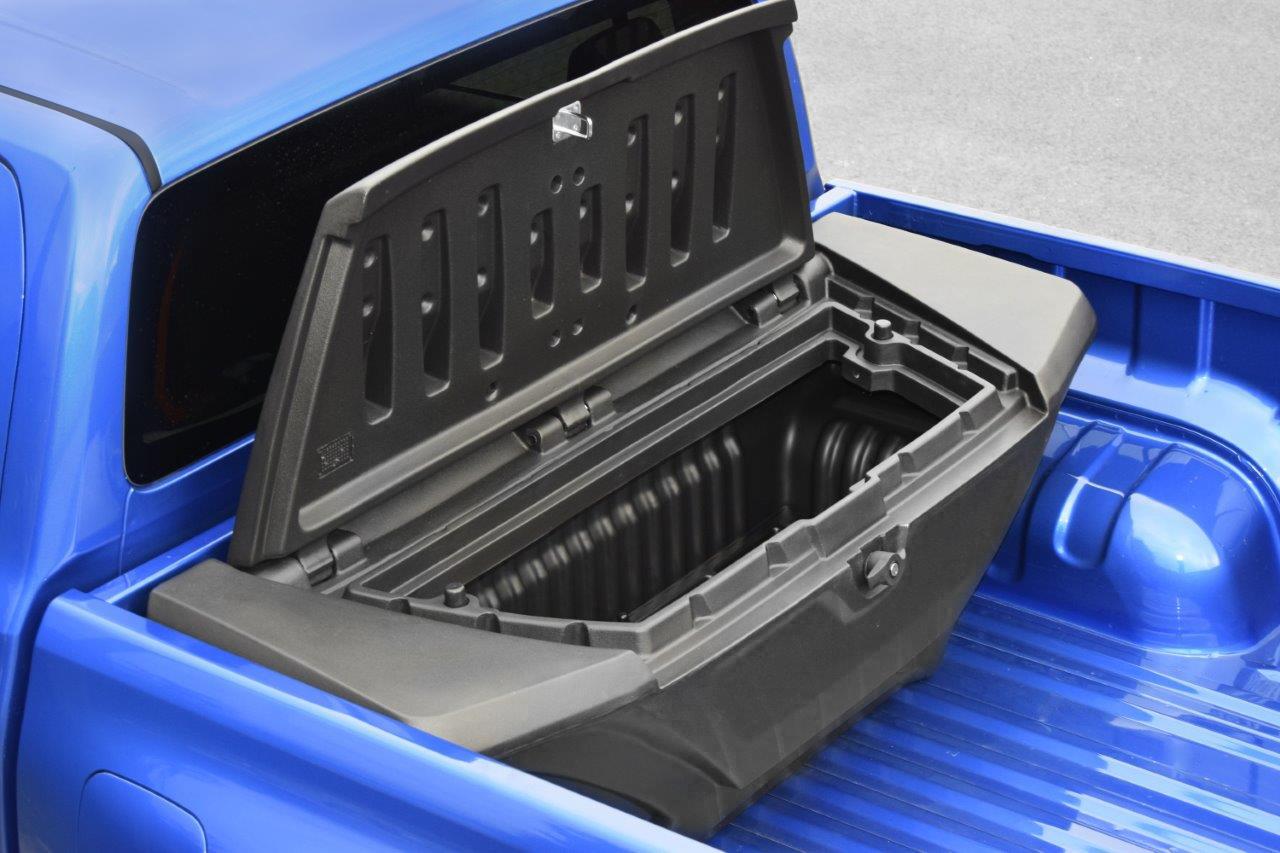 Toyota Hilux 2016 On Aeroklas Extra Large Storage Tool Box ...