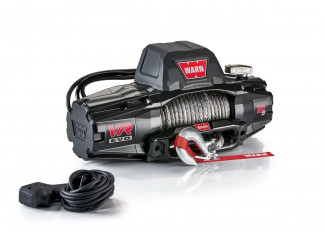 Warn VR Evo 10-S Synthetic Electric 12v Winch with Wireless Controller