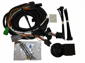 Towing Electrics 13 Pin - Plug N Play Towing Electrics For Ford Transit Custom 12-16
