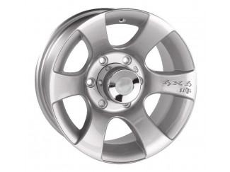 Mitsubishi L200 mk3 - 15X7 Canyon 4X4 Alloy Wheels
