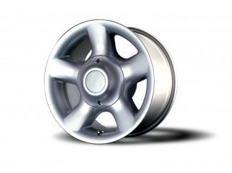 15X8  Daihatsu Fortrak Alaska Alloy Wheel