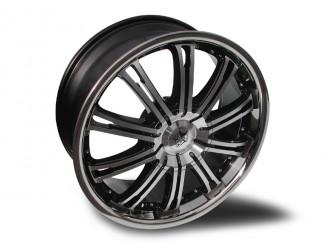 20 X8.5 VW Touareg Wolf VE Machined Face Wheel