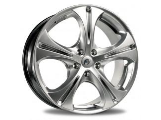 20X8.5 Suzuki Grand Vitara Panther Fx Silver  Alloy Wheels