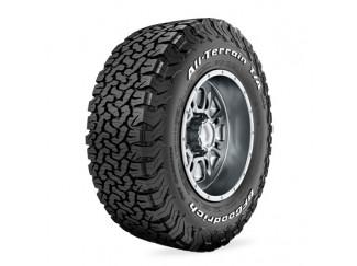 265 75R 16 BF Goodrich All Terrain KO2 Tyres 119R