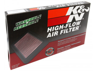 K&N Performance Air Filtration For Landrover Discovery 2005 On