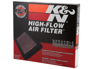 K&N Performance Air Filtration For Landrover Discovery 1998 to 2004