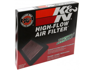 K&N Performance Air Filtration For Mitsubishi L200 2005 On