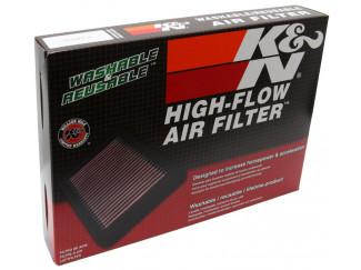 K&N Performance Air Filtration For Volkswagen Amarok 2010 On