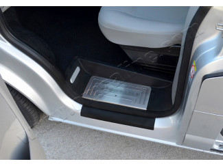 Vw T5 Stainless Steel Sill Protector  Covers 3 Pce