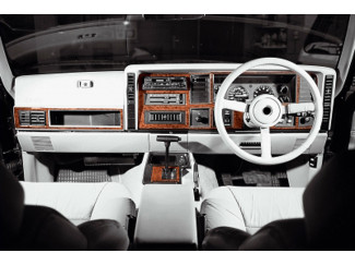 Toyota 4 Runner Mk1 Wood Look  Dash Trim Kit
