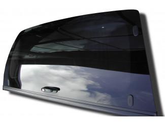 P1 Canopy Complete Rear Door Glass Nissan Navara D40 2005 Onwards