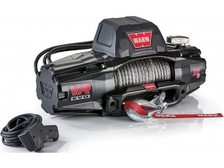 Warn VR Evo 12-S Synthetic Electric 12v Winch with Wireless Controller