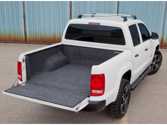 VW Amarok Double Cab Bedrug Carpet Bed Liner