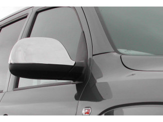 Vw Amarok Stainless Steel Mirror Covers
