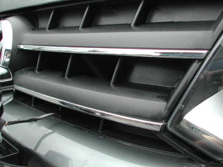 Stainless Steel Front Grille Trim VW Amarok