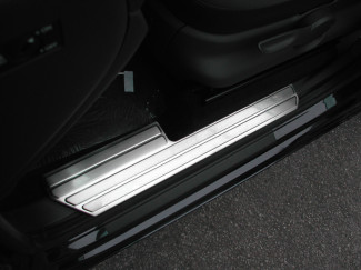 Volkswagen Amarok Stainless Steel Interior Sill Protector Covers 4pc Set