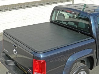 Volkswagen Amarok Double Cab Soft Tri-Folding Tonneau Cover