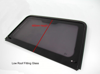 Arb Low Roof D40 Tailgate (Wide)