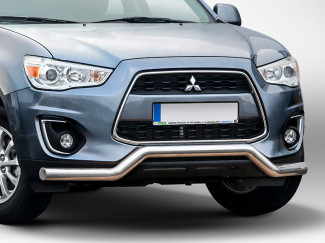 Mitsubishi ASX 12 Onwards Stainless Steel City Guard