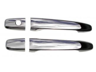 Stainless Steel Door Handle Set ASX 10 On