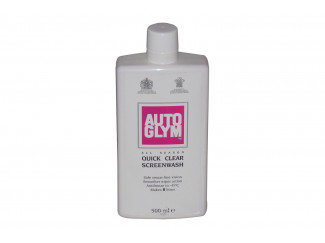 4X4 Valeting  Auto Glym Screen Wash