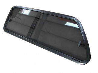 Aeroklas Canopy Lhs Sliding Side Window D40 Hilux 6 Ranger 06-11 And L200 09>