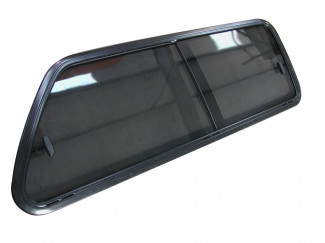 Aeroklas Canopy Rhs Sliding Side Window D40 Hilux 6 Ranger 06-11 And L200 09>