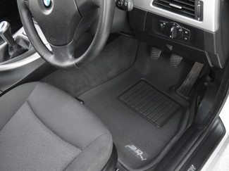 BMW E90 3 Series 2006 To 2011 Tray Type Tailored Mats
