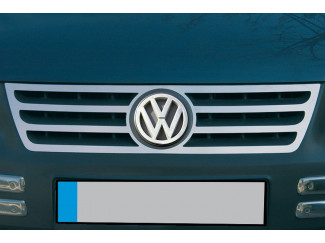 Vw Caddy Mk3 04- Stainless Steel Front Grill
