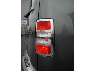 Vw Caddy Mk3 04- Stainless Steel Rear Lamp Rim