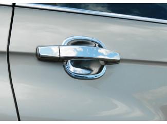 2007 to 2011 Chevolet Captiva Chrome Door Handle Inserts