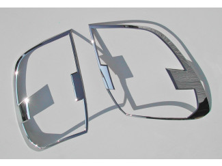 2007 to 2011 Chevolet Captiva Chrome Rear lamp trims (TYPE B)