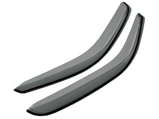 Small Front Pair Of Wind Deflectors For 5dr 05 To 11 Toyota Yaris
