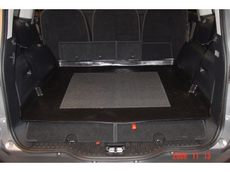 Ford S-MAX 2006 On 5 Door 7 Seat MPV Tailored Boot Tray Cargo Liner