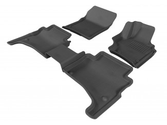 Porsche Cayenne 2003 To 2007 Tray Type Tailored Mats