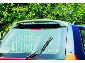 Mitsubishi Challenger 1 And 2 Roof Air Spoiler No Light