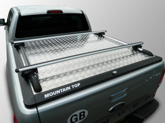 Cross Bars 1500mm wide for Mountain top Alloy deck cover