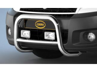 Front Bumper Bar by Cobra for a Citroen Dispatch