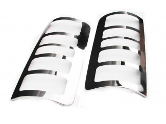 Ford Connect 1 Stainless Steel Rear Light Cover