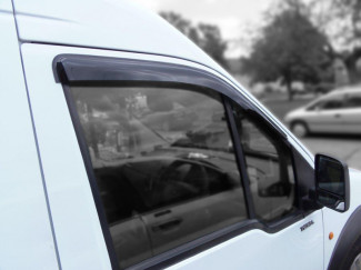 Ford Connect Front Pair Of Wind Deflector Visors