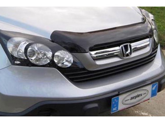 Honda CRV MK4 2007-2009 Dark Smoke Bonnet Guard