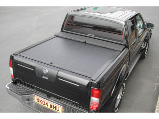 Nissan Navara D22 98-05  Roll N Lock Retractable Tonneau Cover LG806M