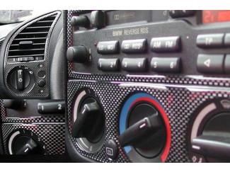 Nissan Navara D22-D23 Carbon Style Dash Trim